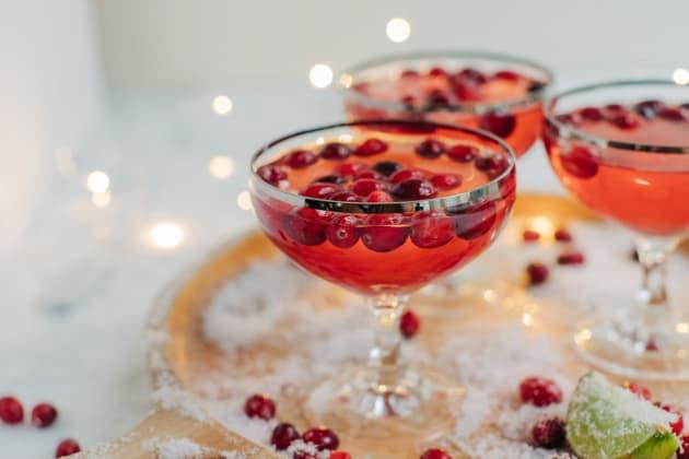 Cranberry Gimlet Photo