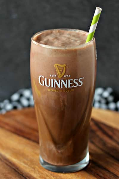Chocolate guinness float food fanatic for Mad motors st cloud