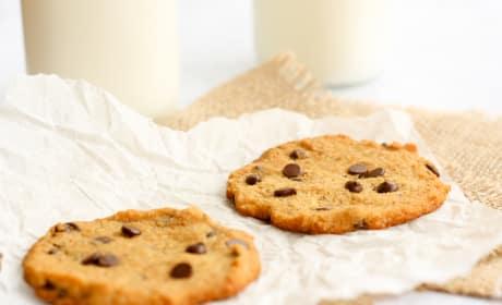 Coconut Flour Cookies Image
