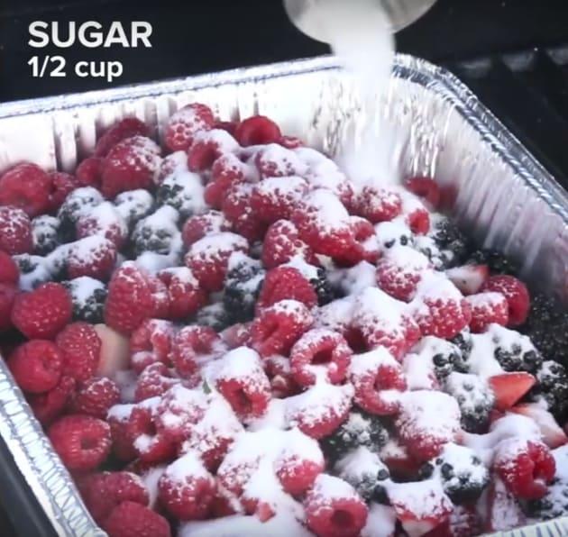Berries and Sugar