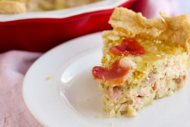 Gluten Free Quiche Pic