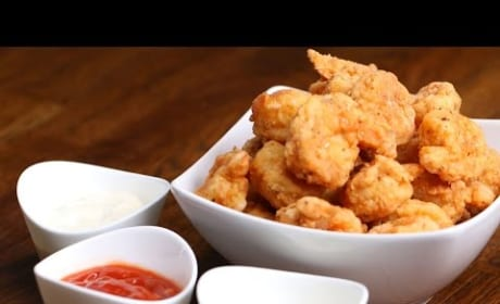 How to Make Easy Popcorn Shrimp