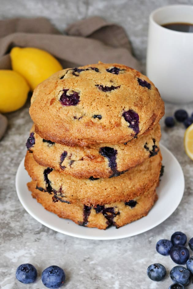 File 2 - Gluten Free Lemon Blueberry Muffin Tops