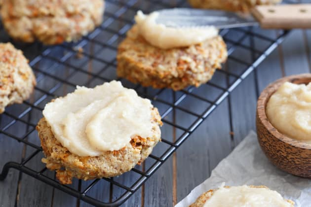 Paleo Carrot Cake Cookies Photo