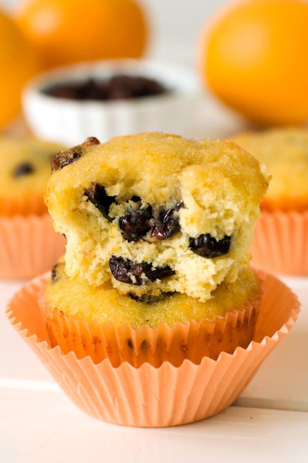 Gluten Free Muffins Picture