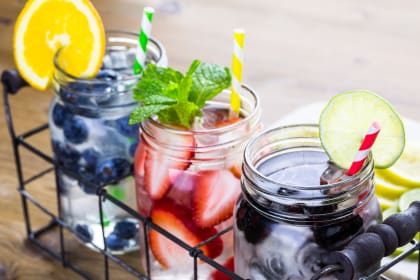 Recipes for Fruit Infused Water
