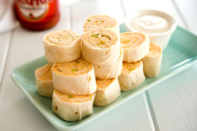 Buffalo Chicken Pinwheels Photo