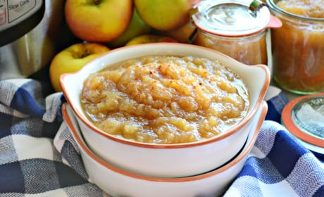 Instant Pot Applesauce Recipe