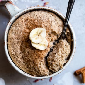简单香蕉面包杯蛋糕食谱