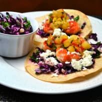 Shrimp Tostadas Recipe
