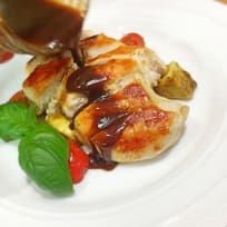 Paprika Spiced Grilled Chicken with Optigrill