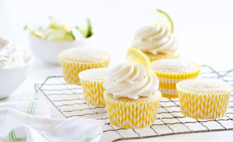 Lemon Lime Cupcakes Recipe
