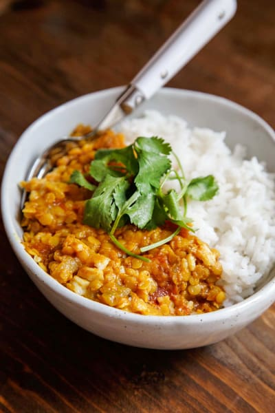 Indian Dahl Picture