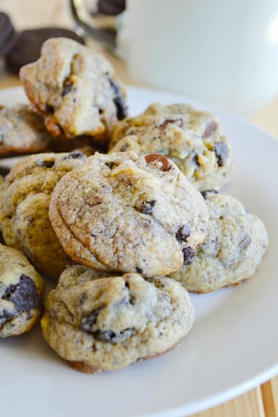 Chocolate Chip Oreo Cookies Picture
