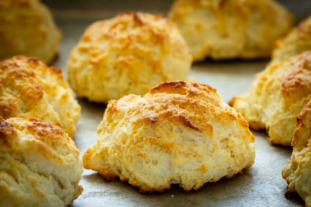 Drop Biscuits Photo