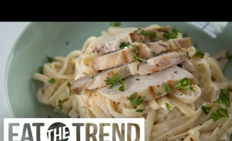 How to Make Guilt-Free Creamy Chicken Alfredo