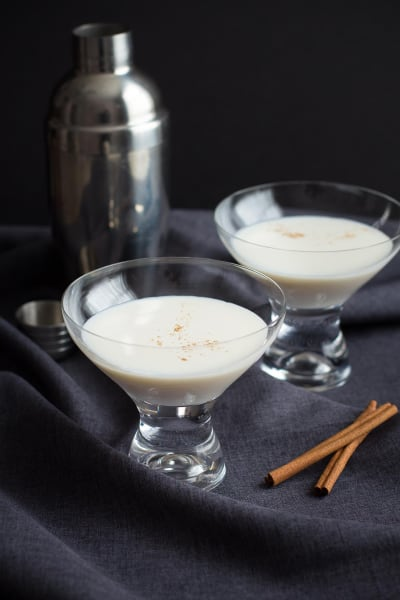 Caramel Cinnamon Martini Picture