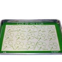 Silpat St. Patrick's Day Baking Mat