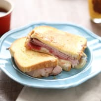 Ham and Brie French Toast Recipe