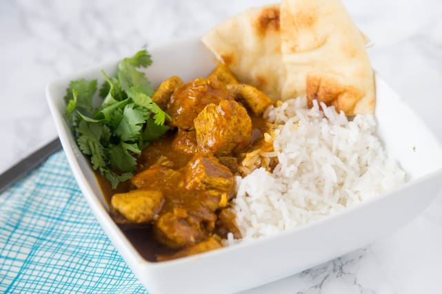 Easy Coconut Chicken Curry Recipe
