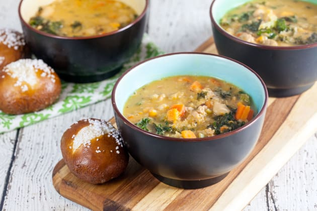 Sausage and Kale Soup Photo