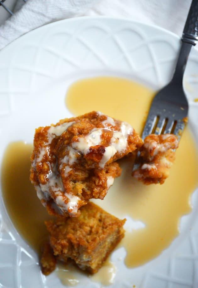 Gluten Free Pumpkin French Toast Muffins Image