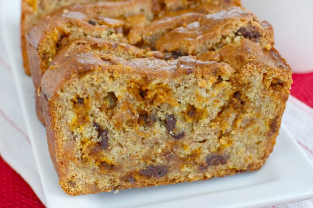 Triple Chip Banana Bread Photo