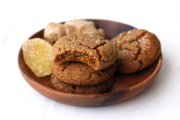 Triple Ginger Cookies Image