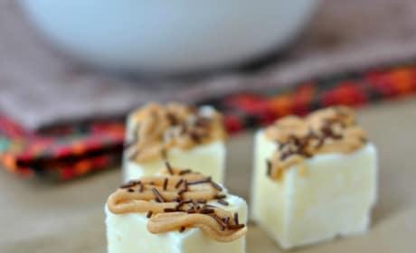Peanut Butter Banana Fudge Photo