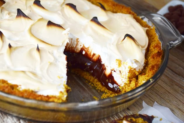 S'mores Pie Photo