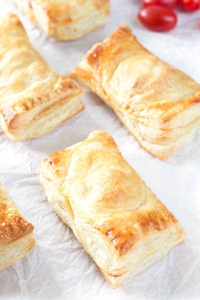 Avocado Cream Cheese Turnovers Picture