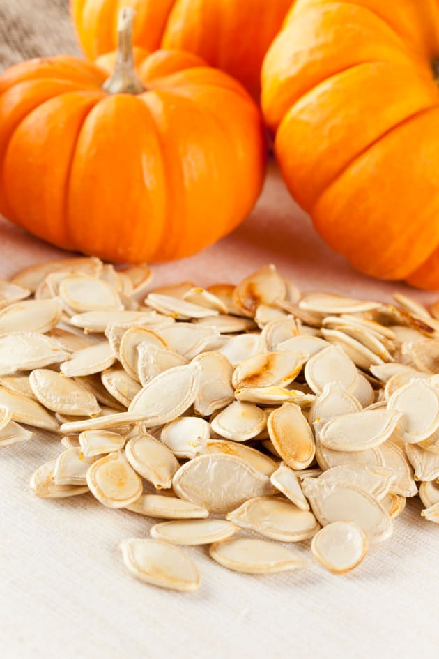 Pumpkin Seeds Image