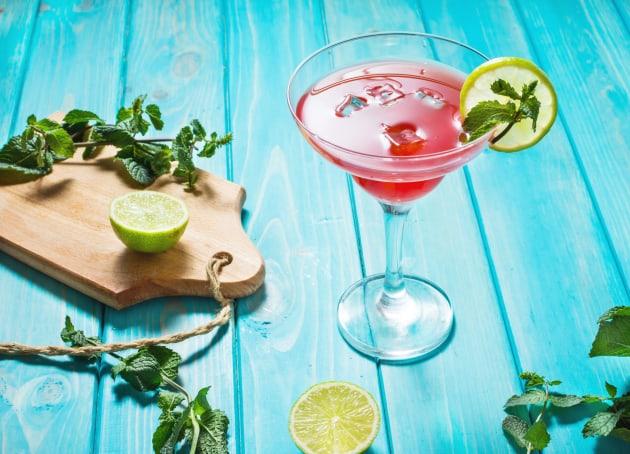 Pink Cadillac Margarita Photo