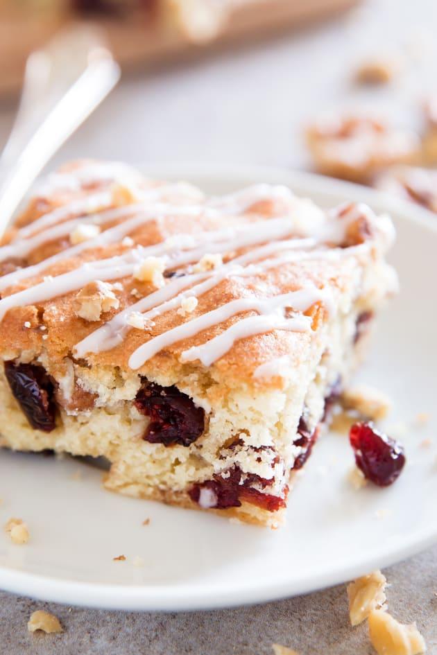 Cranberry Walnut Coffee Cake Picture
