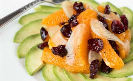 Fennel Avocado Salad Recipe