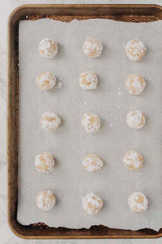 Easy Gluten Free Lemon Crinkle Cookies Recipe