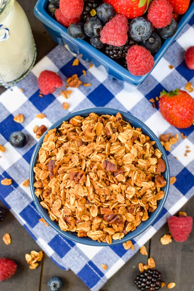 Honey Nut Granola Image
