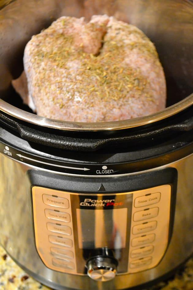 Pressure Cooker Turkey Breast Picture