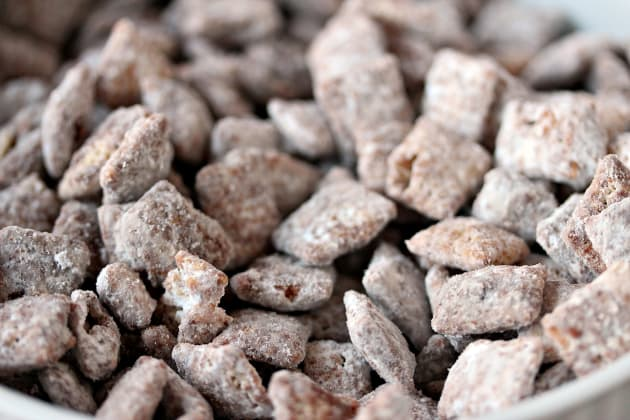 Nutella Muddy Buddies Photo