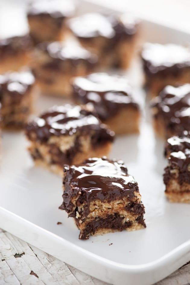 Dark Chocolate Ritz Bars Picture