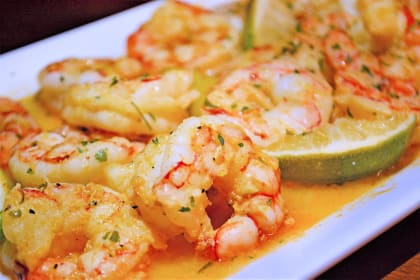 Quick Chili Lime Shrimp Recipe