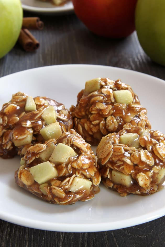 Gluten Free Apple Cardamom Cookies Picture