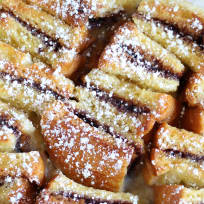 Peanut Butter and Jelly Bread Pudding Recipe