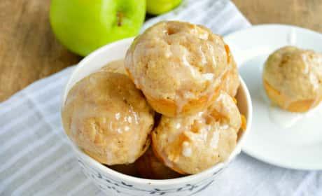 Apple Pie Pancake Muffins Recipe