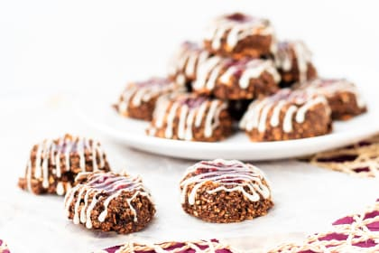 Healthy Thumbprint Cookies