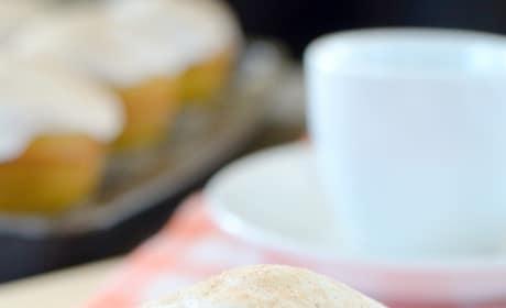 Cinnabon Pumpkin Muffins Picture