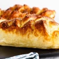 Ham, Egg and Cheese Pretzel Rolls Recipe