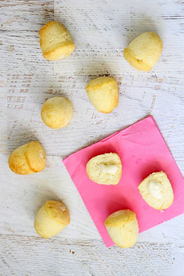 Homemade Twinkie Poppers Picture