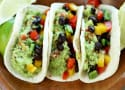 Guacamole Veggie Tacos