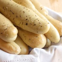 Garlic Butter Breadsticks Recipe